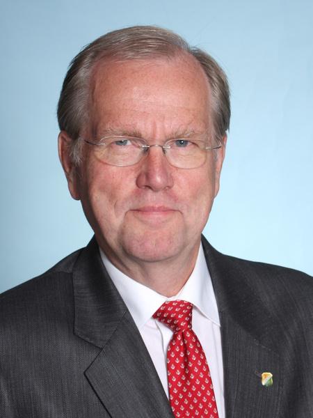 Peter Löfberg : kaupunginvaltuutettu (RKP), valtuustoryhmän varapuheenjohtaja