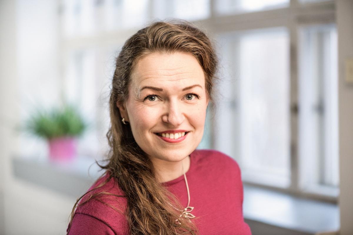 Anna-Kaisa Ikonen : yhteiskuntatieteiden tohtori