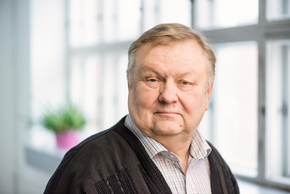 Erkki Axén : insinööri