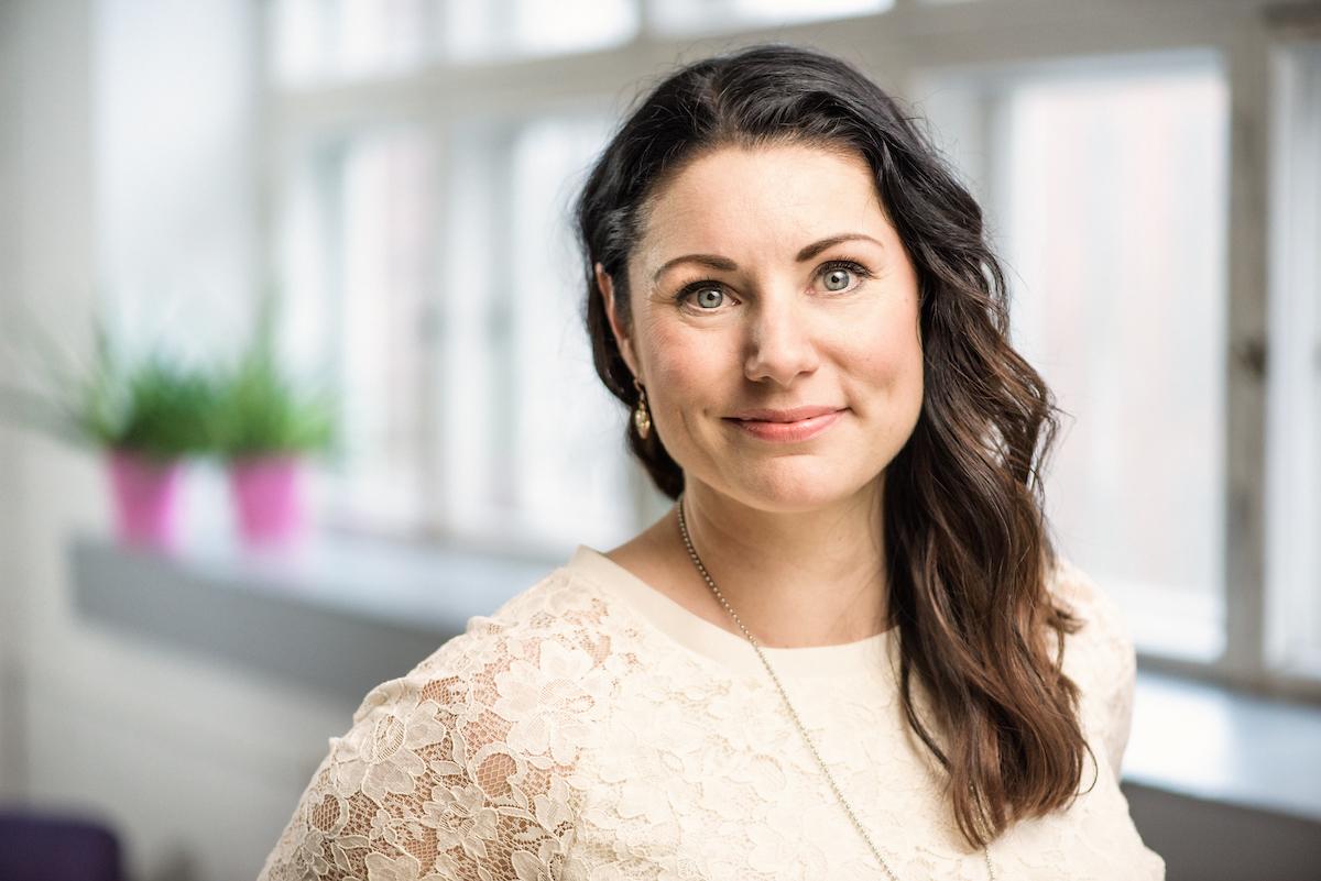 Reeta Ahonen : ympäristöinsinööri, yrittäjä