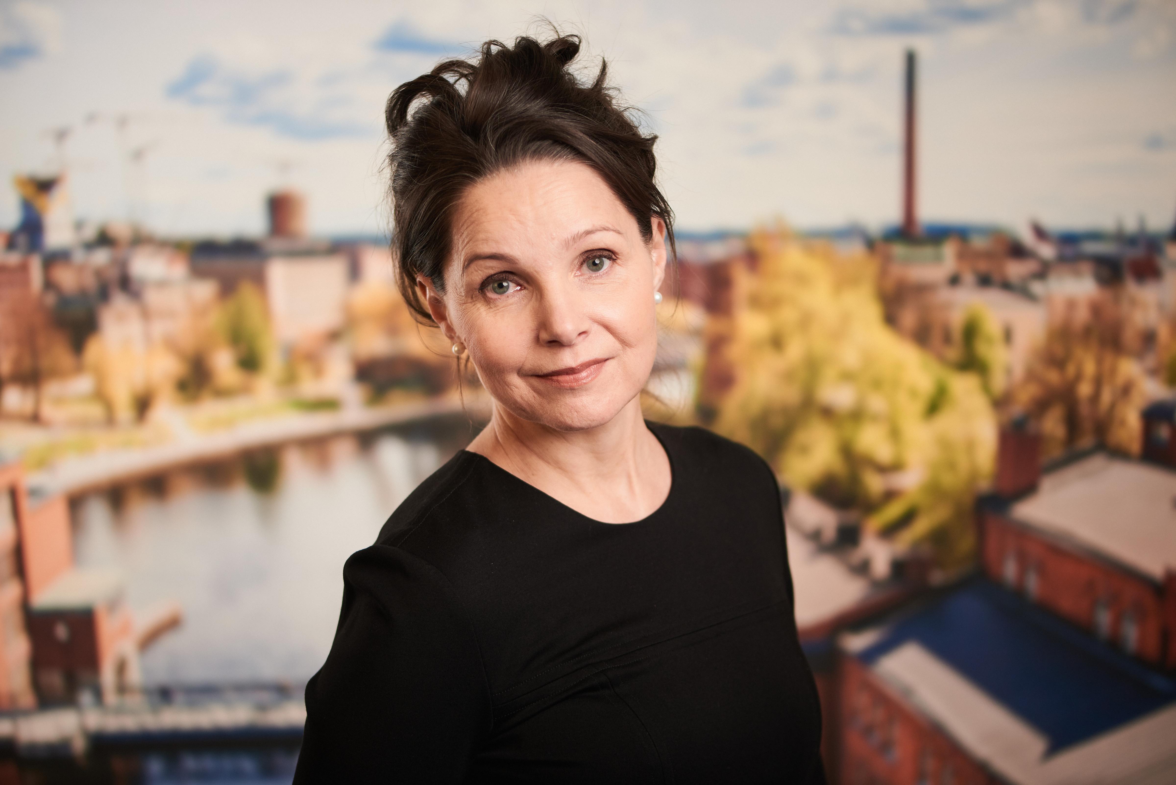 Jaana Nieminen : filosofian maisteri, rehtori