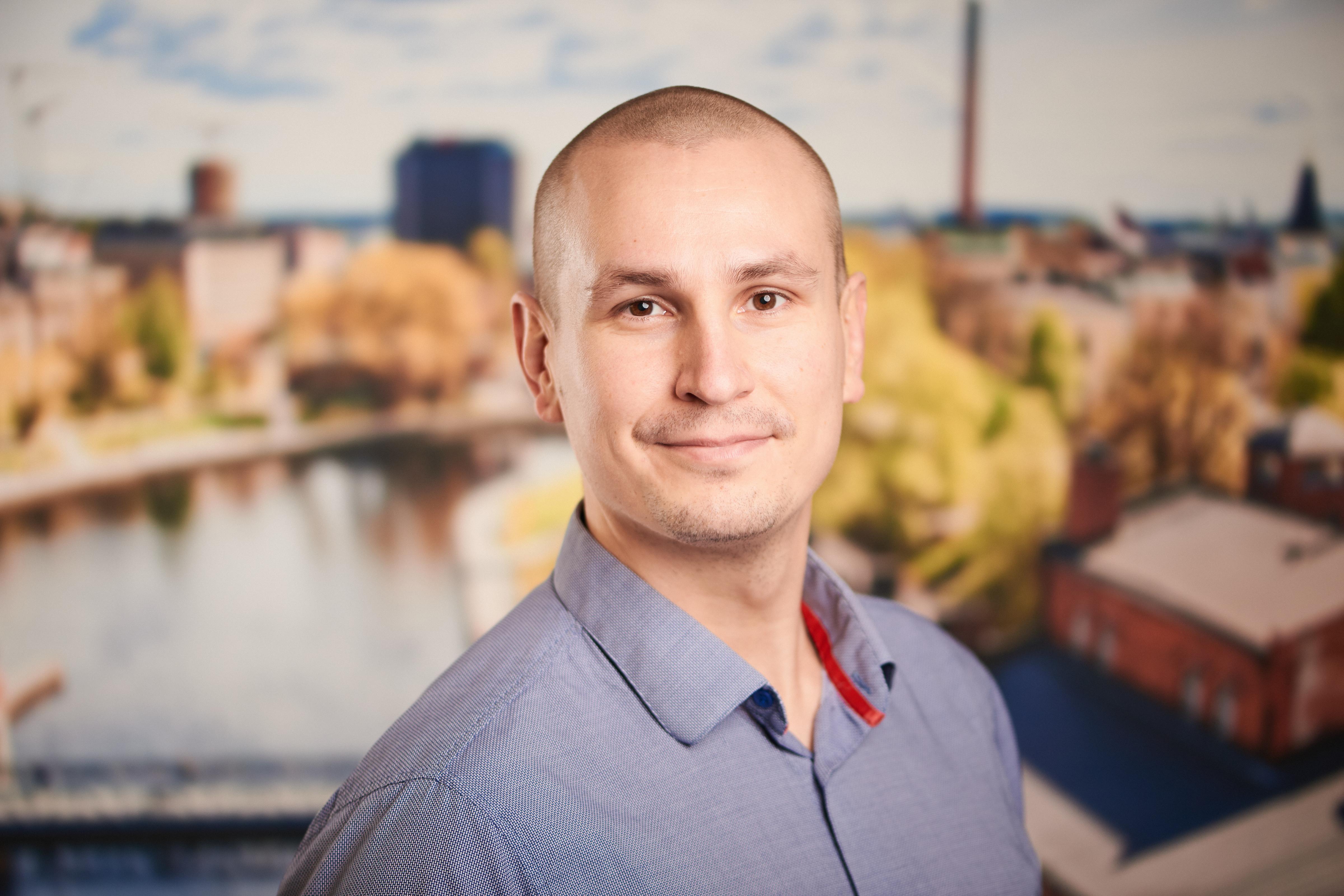 Jouni Markkanen : kauppatieteiden maisteri