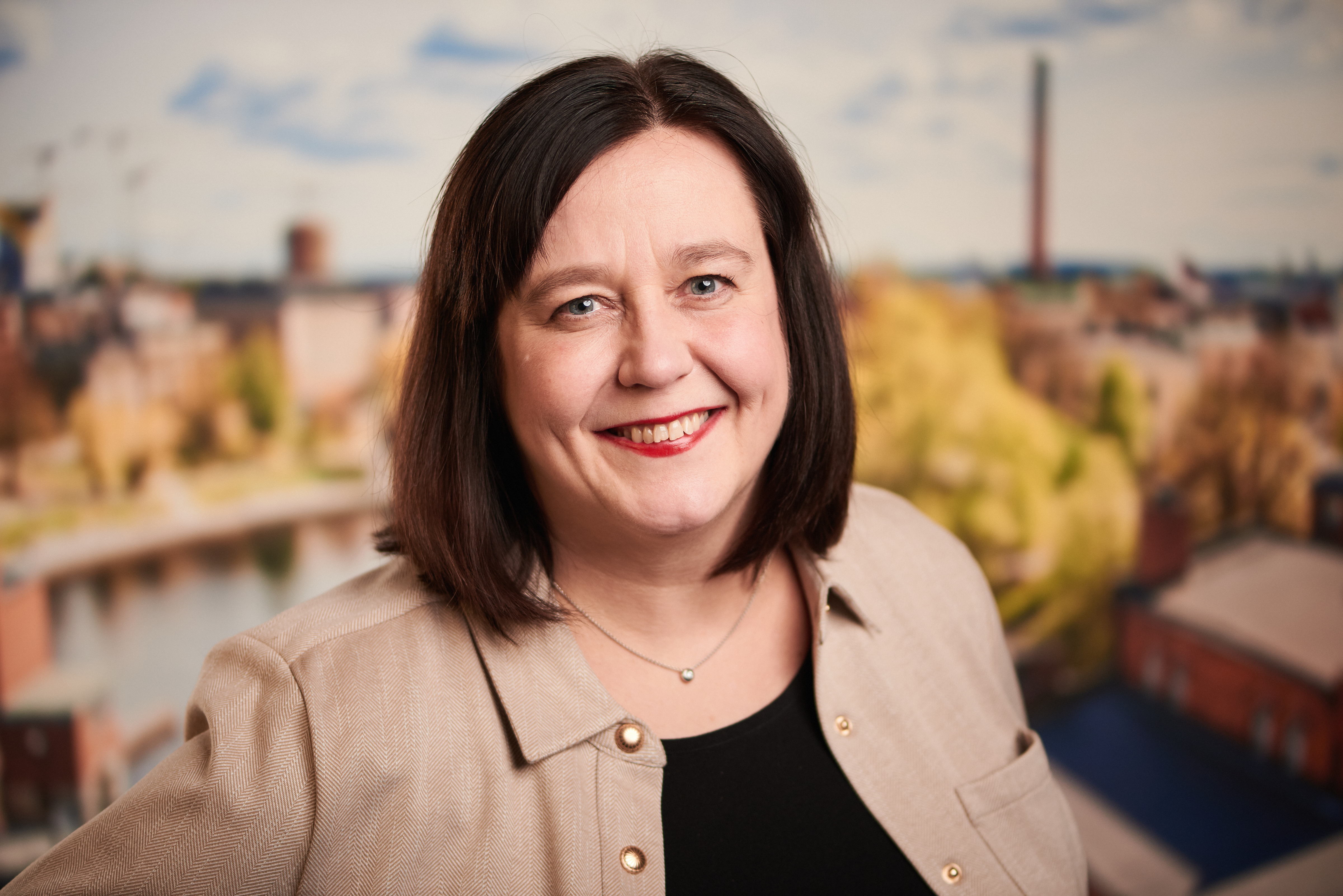 Katja Karintaus : diplomi-insinööri