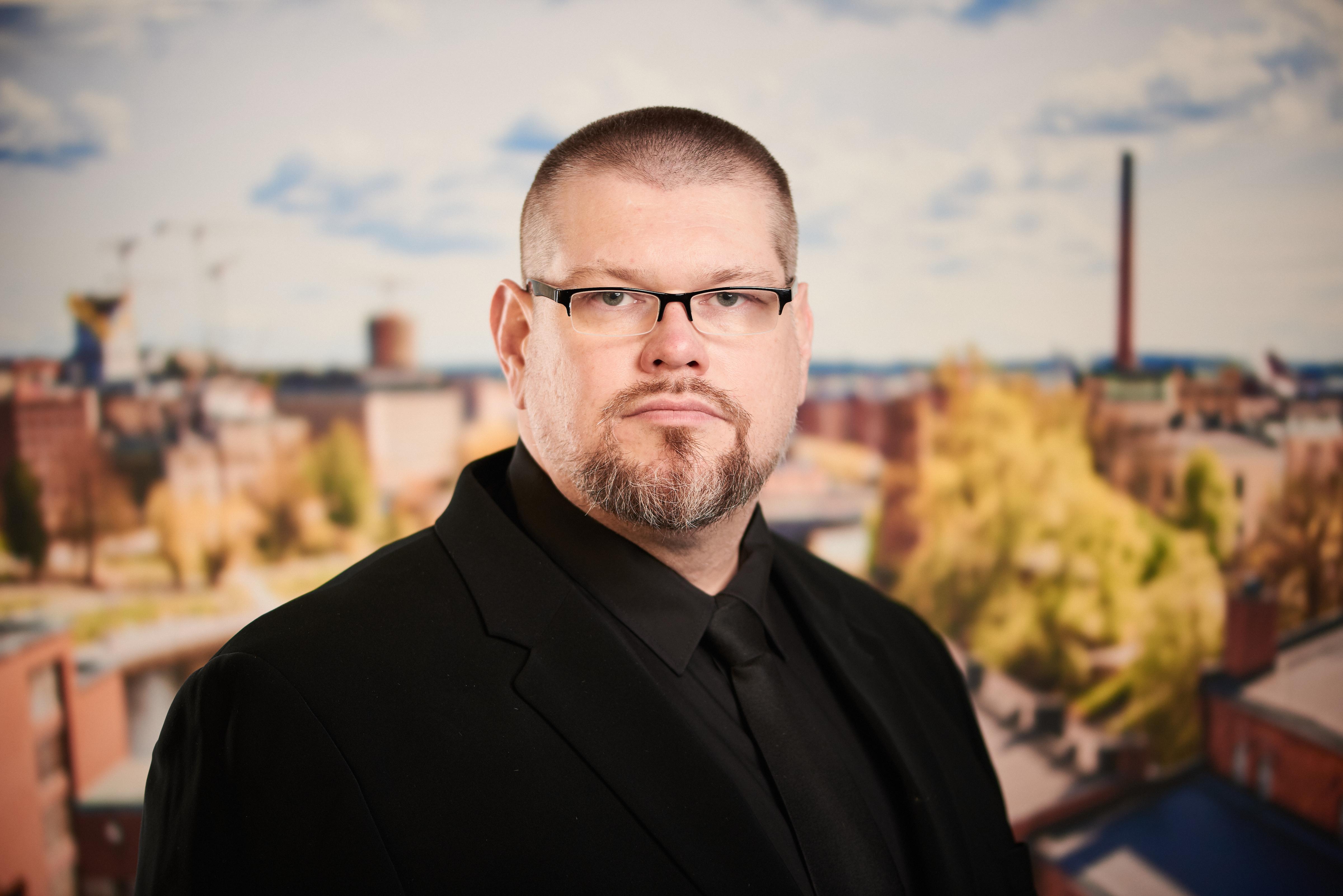 Teemu Aaltonen : toimitusjohtaja, yrittäjä