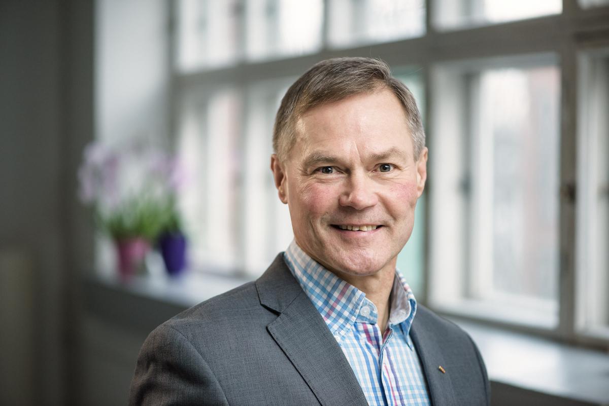Jussi Kuortti : yrittäjä, toimitusjohtaja