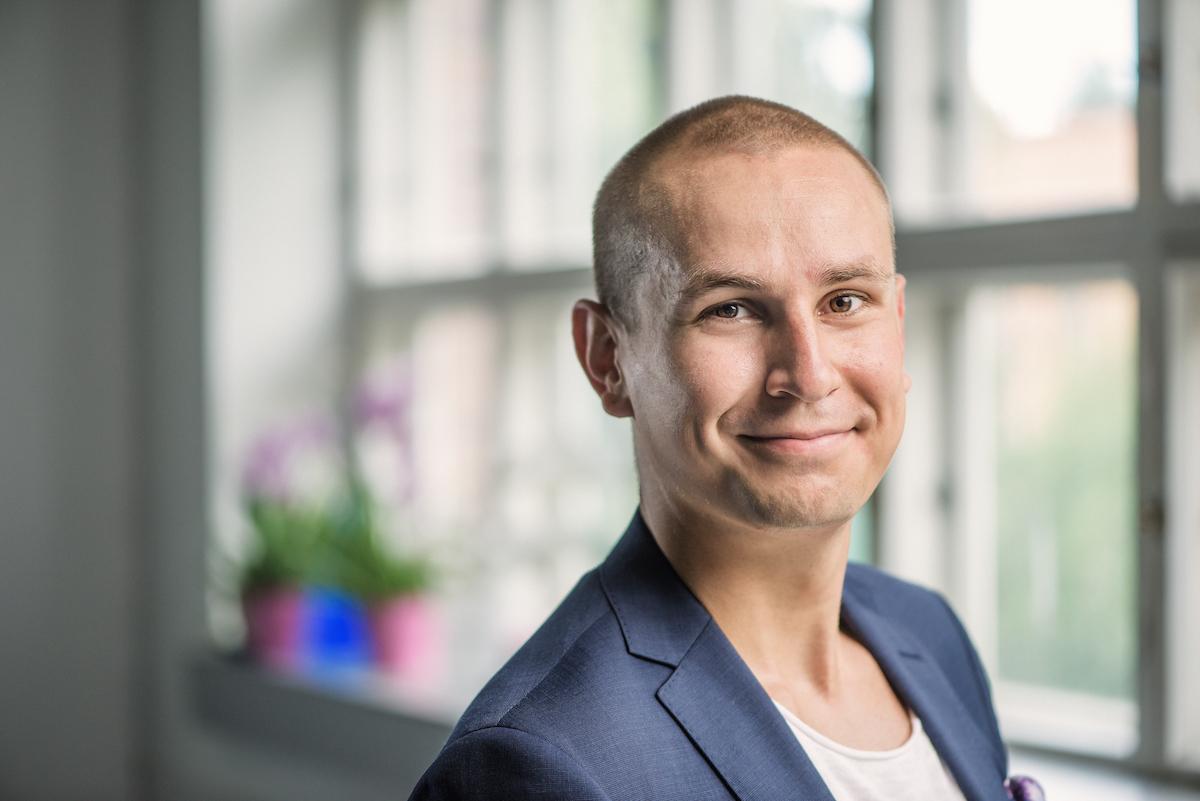 Jouni Markkanen : KTM, yrittäjä