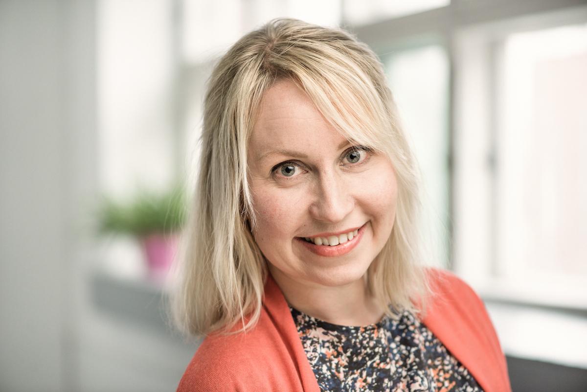Anne-Mari Jussila : liikuntatieteiden maisteri, hallinto- ja kehitysjohtaja